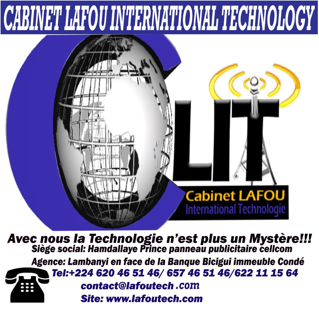 lafoutech Logo